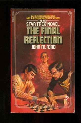 9780671473884: The Final Reflection (Star Trek #16)