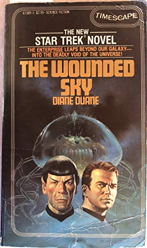 9780671473891: The Wounded Sky (Star Trek, No. 13)