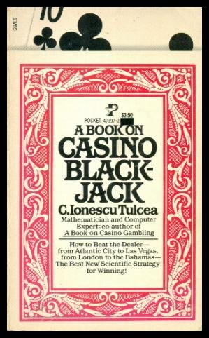 9780671473976: A Book on Casino Blackjack