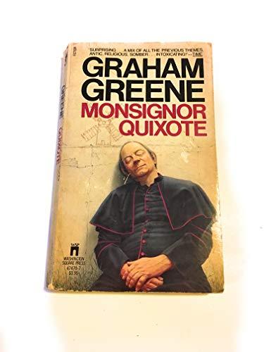 9780671474706: Title: Monsignor Quixote