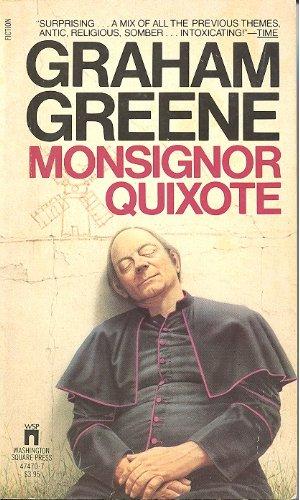 9780671474706: Monsignor Quixote