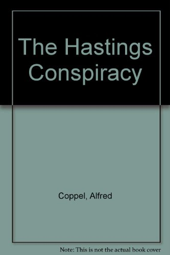 9780671475086: The Hastings Conspiracy