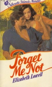 9780671475413: Forget Me Not (Silhouette Intimate Moments No. 72)