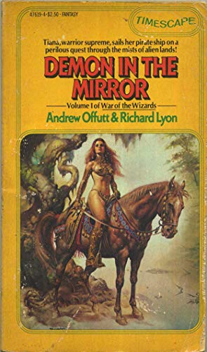 9780671476199: Demon in the Mirror (War of the Wizards, Vol. I)