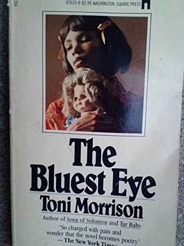 The Bluest Eye By Toni Morrison First Edition Abebooks