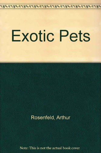 9780671476540: Exotic Pets
