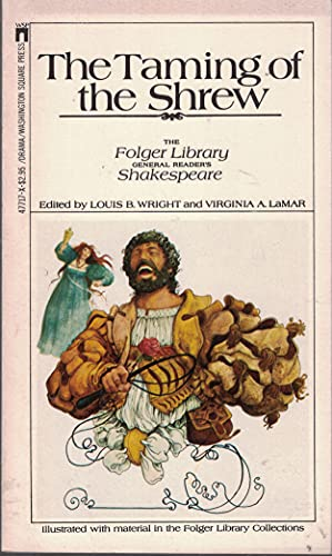 The Taming Of the Shrew (The Folger: William Shakespeare (Author);