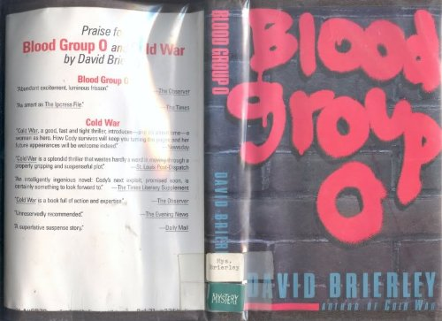 Blood Group O: Brierley, David