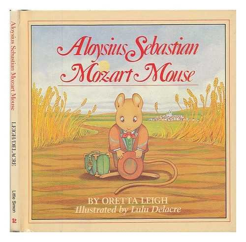 9780671477912: Aloysius Sebastian Mozart Mouse