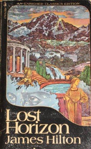 Lost Horizon E: James hilton