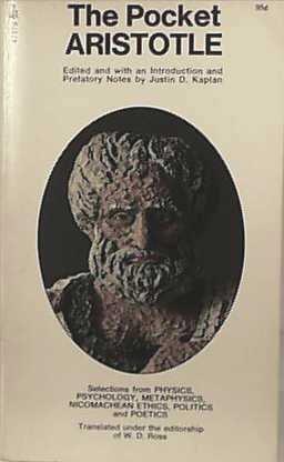 9780671478797: The Pocket Aristotle