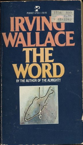 IRVING WALLACE THE WORD PDF DOWNLOAD