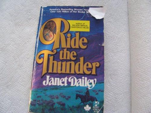 9780671479817: Ride the Thunder