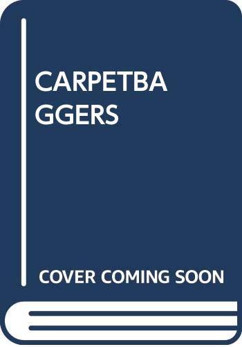 The Carpetbaggers: Harold Robbins
