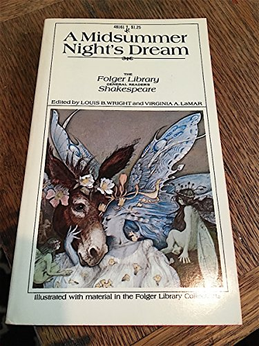 A Midsummer Night's Dream (Folger Library): shakespeare