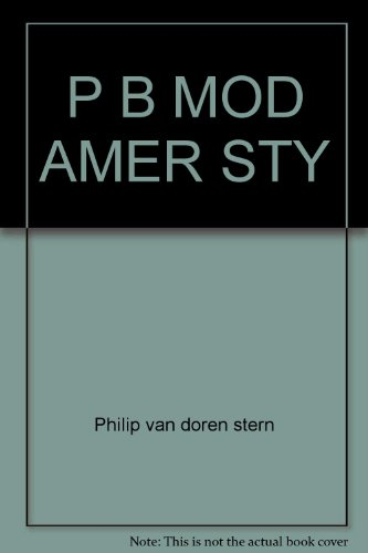 9780671488024: Pocket Book of Modern American Short Stories