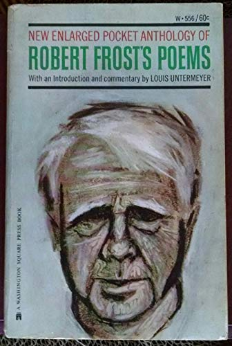 9780671488086: New Enlarged Pocket Anthology of Robert Frost's Poems