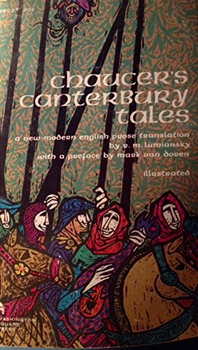 The Canterbury Tales: Chaucer, Geoffrey, and