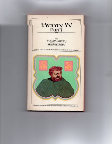 The History of Henry IV, Part I (Folger Library General Reader's Shakespeare) (0671488937) by [???]