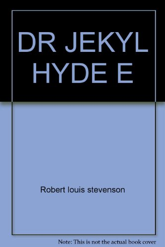 9780671489571: Dr. Jekyll & Mr. Hyde (Enriched Classics)