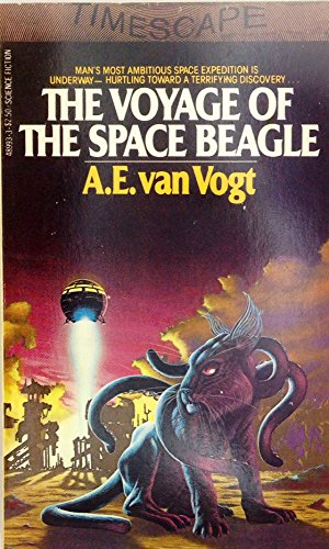 The Voyage of The Space Beagle: A. E. Van