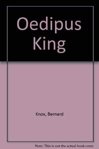 9780671491314: Oedipus King