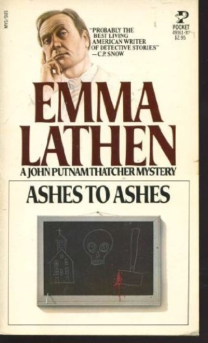 9780671491611: Ashes to Ashes