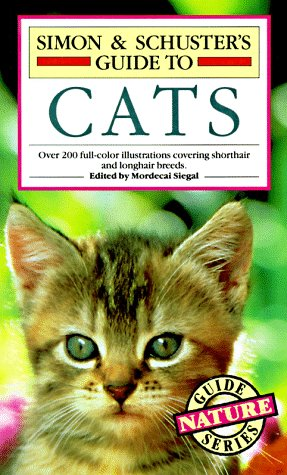9780671491703: Simon & Schuster's Guide to Cats