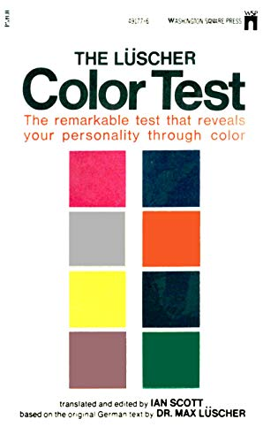 Luscher Color Test: Max Luscher