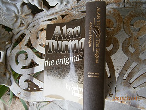 9780671492076: Alan Turing: The Enigma