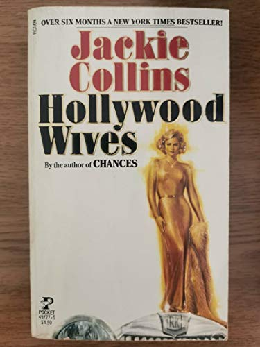 9780671492274: HOLLYWOOD WIVES
