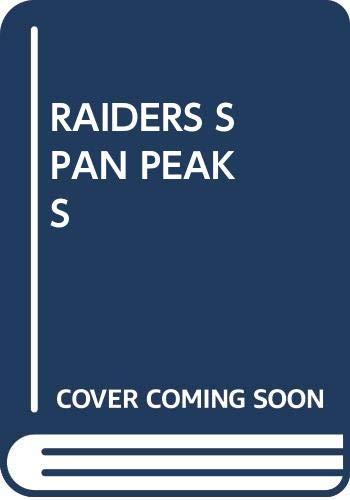 9780671492342: The Raiders of Spanish Peaks
