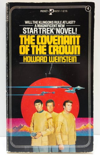 9780671492977: The Covenant of the Crown (Star Trek)