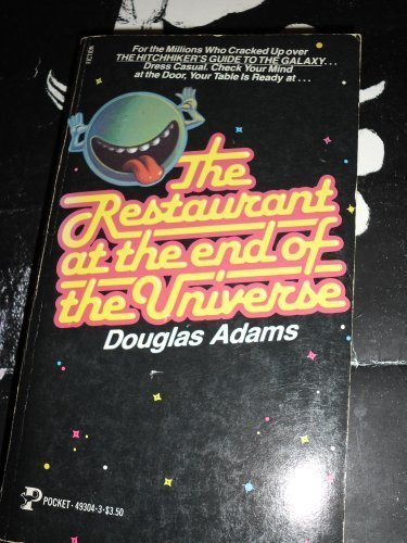 9780671493042: The Restaurant at the End of the Universe