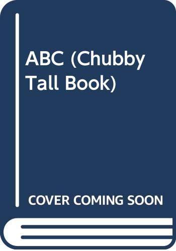 9780671493134: ABC (Chubby Tall Book)