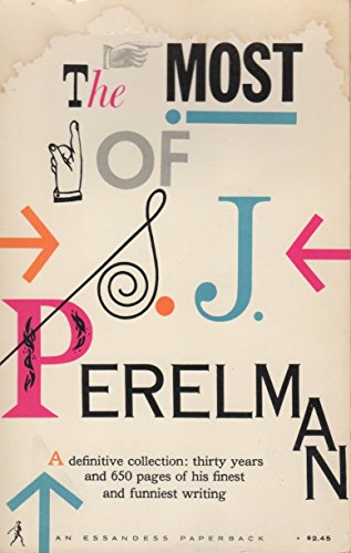 9780671493318: The Most of S.J. Perelman