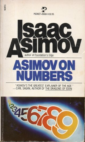 9780671494049: Asimov on Numbers