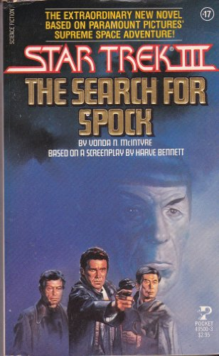 9780671495008: Star Trek III: The Search for Spock (Star Trek #17)