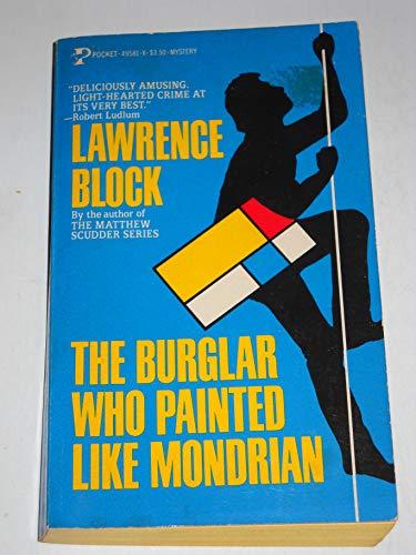 9780671495817: The Burglar Who Painted Like Mondrian
