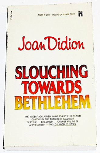 9780671495886: Slouching Towards Bethlehem