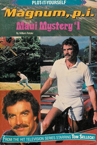 9780671496074: Maui Mystery: Magnum, P.I. One (Plot-Your-Own-Adventure Stories)