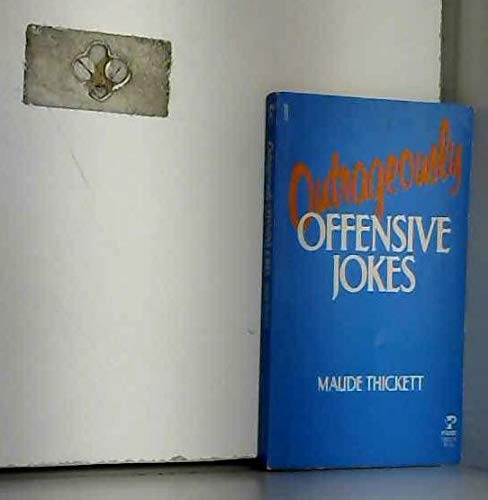 9780671496333: Outrageously Offensive Jokes