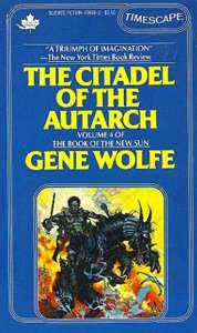 9780671496661: The Citadel of The Autarch