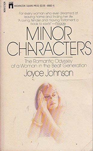 9780671496814: Minor Characters