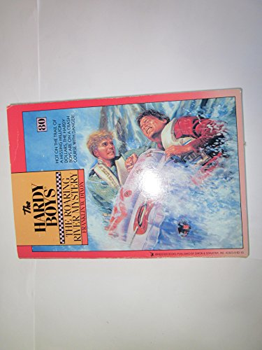 9780671497224: The roaring river mystery (Hardy Boys)