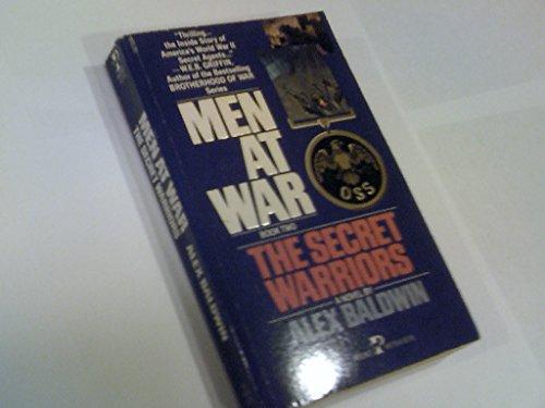 9780671497798: The Secret Warriors (Men at War Book 2)