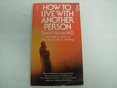 9780671498108: How to Live With Another Person