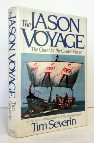 9780671498139: The Jason Voyage: The Quest for the Golden Fleece