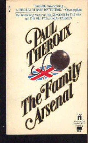 FAMILY ARSENAL: Theroux, Paul