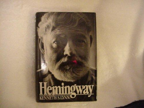 9780671498726: Hemingway
